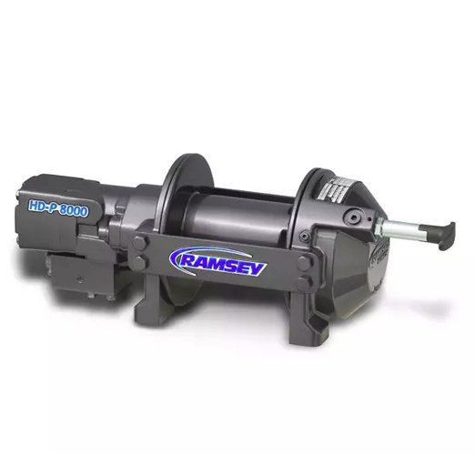 Ramsey HD-P 8,000 lb Series
