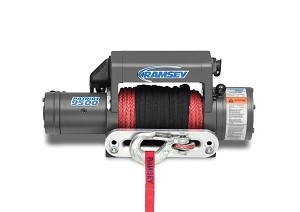 Ramsey Patriot 9500 w/ Wireless Remote & Synthetic Cable