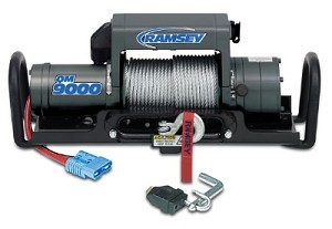 Ramsey QM 9500 H 12V w/ 12 FT Wire Remote